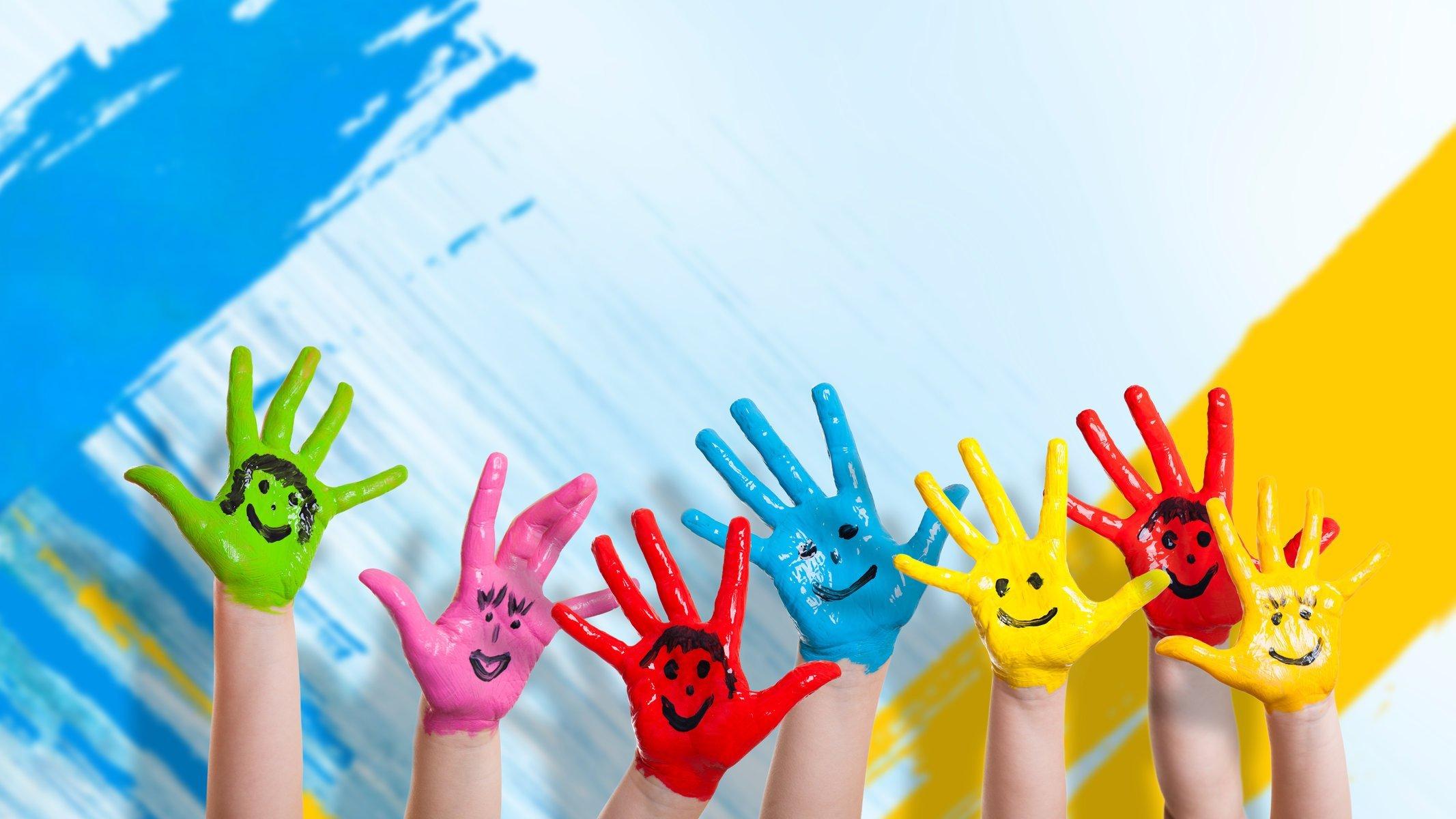 kids-children-hands-colour-wall-smiles-mode-drawing-happiness-children-children-hands-wall-color-smiles-mode-drawing-happiness