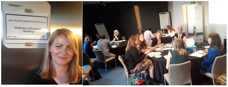 """Diabetes Influencer Meeting"" @EASD2019"
