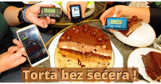 Probali smo tortu bez šećera u centru Zagreba!