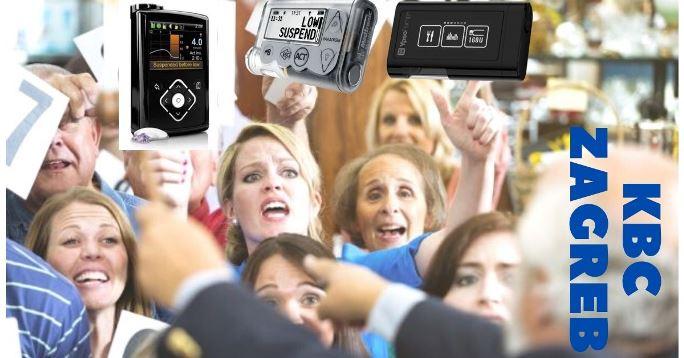 Objavljen nacionalni tender za inzulinske pumpe – 2020!