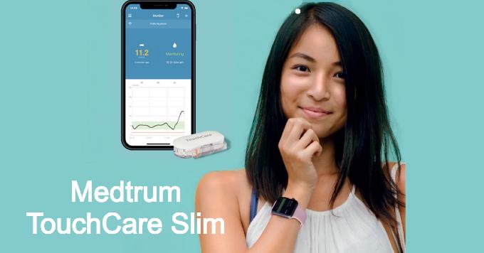 TouchCare Slim – predstavljen novi Medtrum senzor!