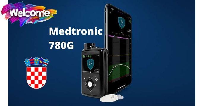 Inzulinska pumpa Medtronic 780G – prvi osvrt iz Hrvatske!