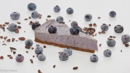 Sirova torta od borovnice